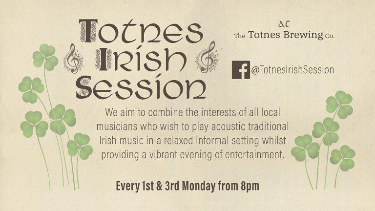 Totnes Irish Session_banner